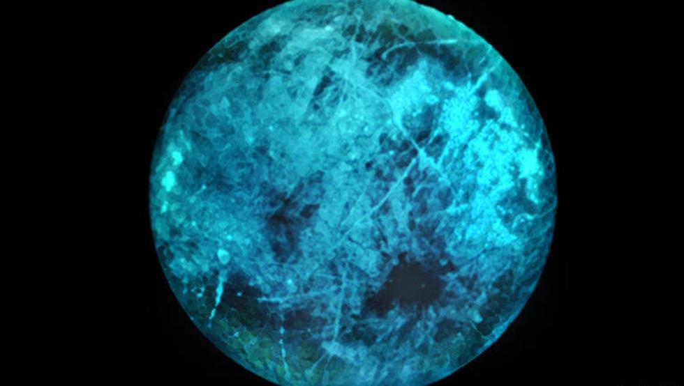 Luna Europa de Jupiter