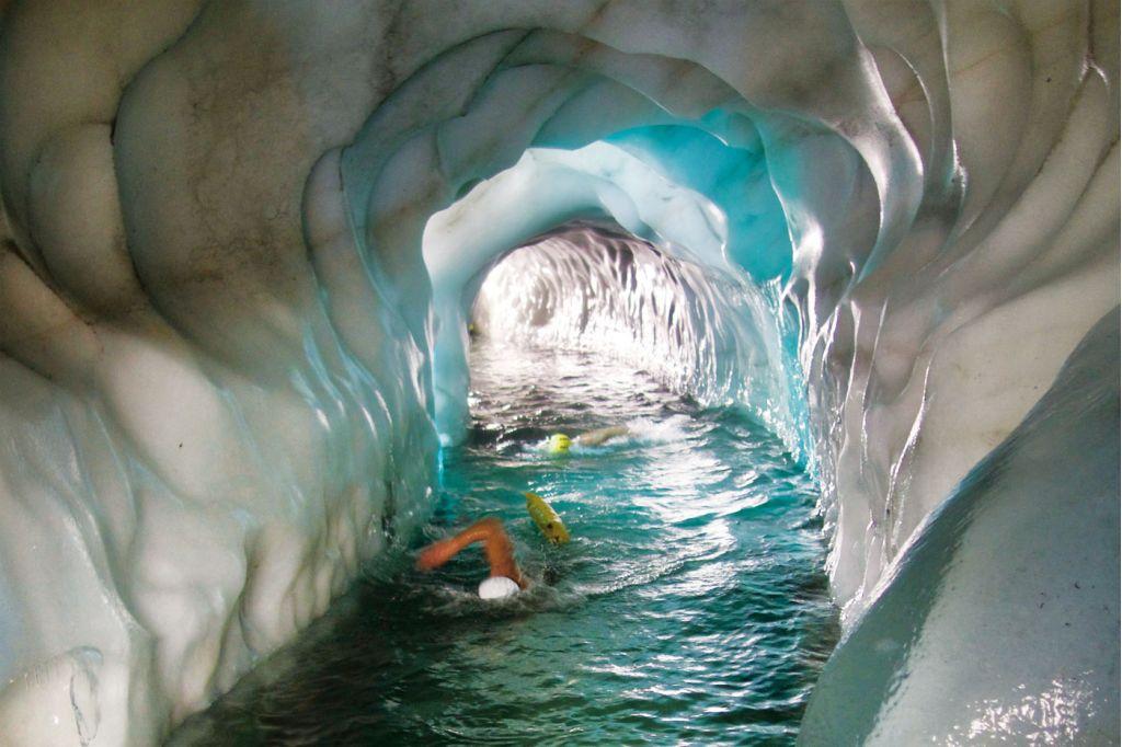 nature's ice palace