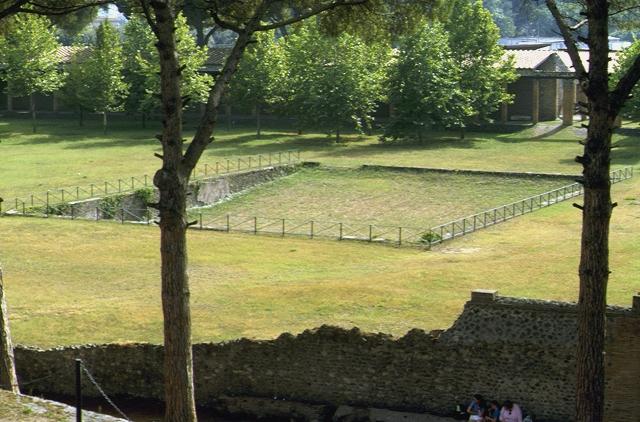 Piscina de la Palestra de Pompeya