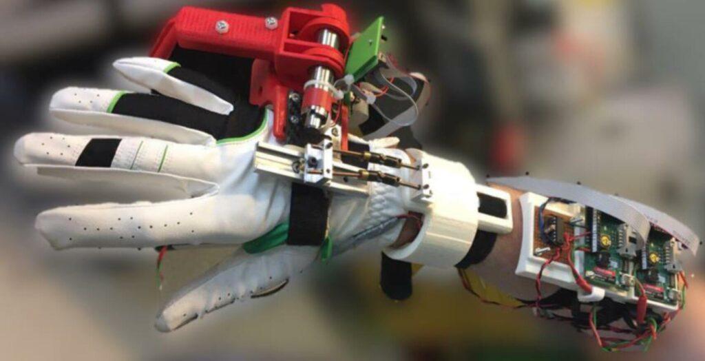 dedo robot