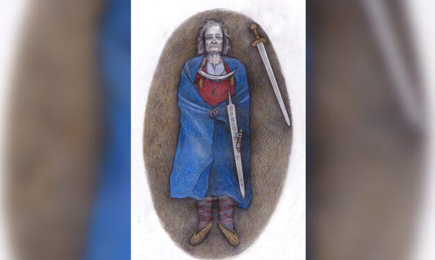 La guerrera medieval LGTBI no binaria