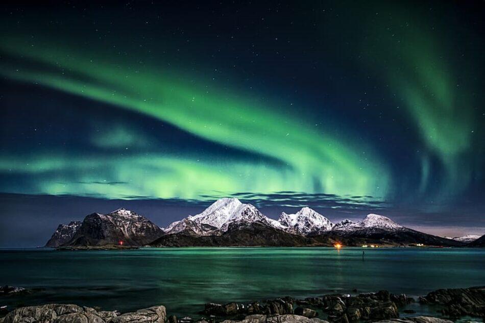 ¿Podemos escuchar las auroras boreales?
